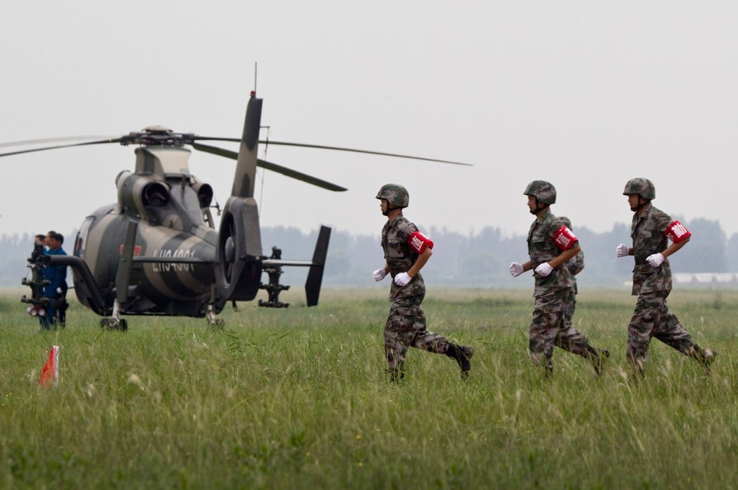 美軍前腳剛走,中國的一帶一路戰略在阿富汗,是會全速突進?還是更逢亂局慘賠?圖為解...