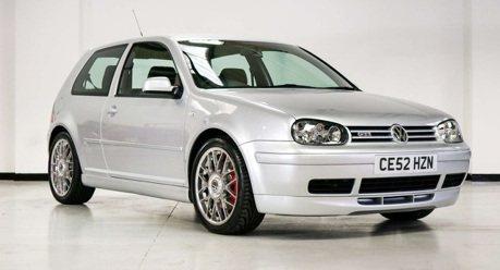 僅行駛了13公里的2002 VW Golf GTI 絕對是值得收藏的夢幻逸品!