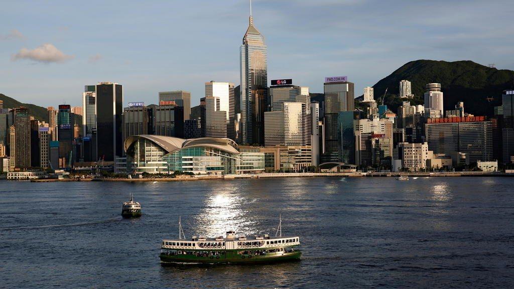 香港。 路透