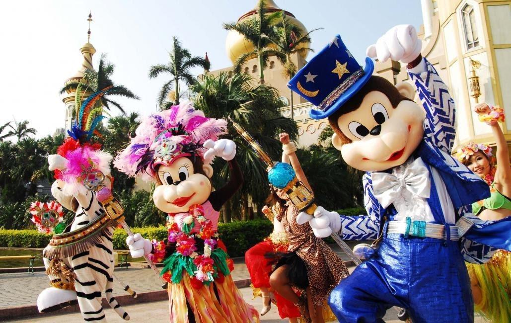 購買新竹六福村主題樂園門票可享六五折禮遇。  圖/KKday提供