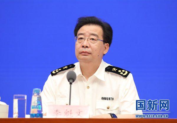 大陸海關總署統計分析司司長李魁文表示,目前深圳鹽田港區全面恢復,其他港口也正全面...