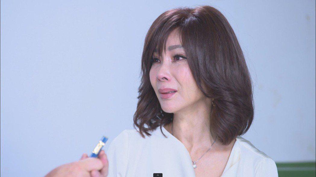 陳美鳳演出「黃金歲月」。圖/民視提供