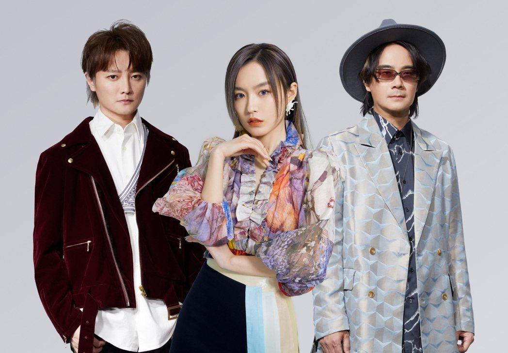 F.I.R.飛兒樂團推出新專輯「鑽石之心」。圖/華研國際提供