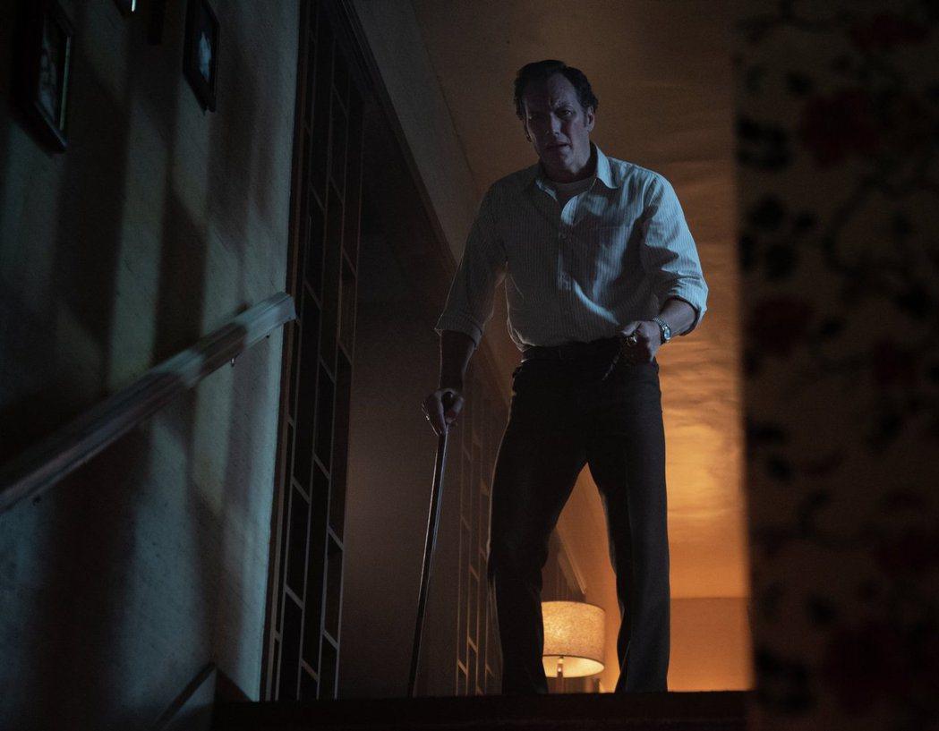 「厲陰宅3:是惡魔逼我的」再度挑戰恐怖極限。圖/華納兄弟提供