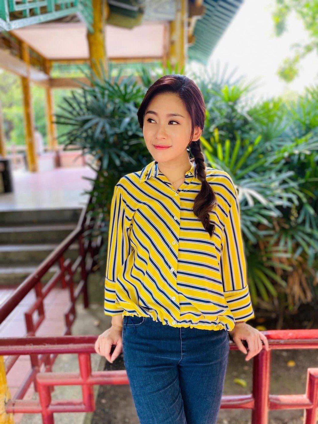 葉家妤主演「黃金歲月」。圖/摘自臉書
