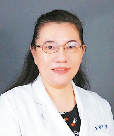 台北榮總失智症治療及研究中心主任王培寧。圖╱王培寧提供