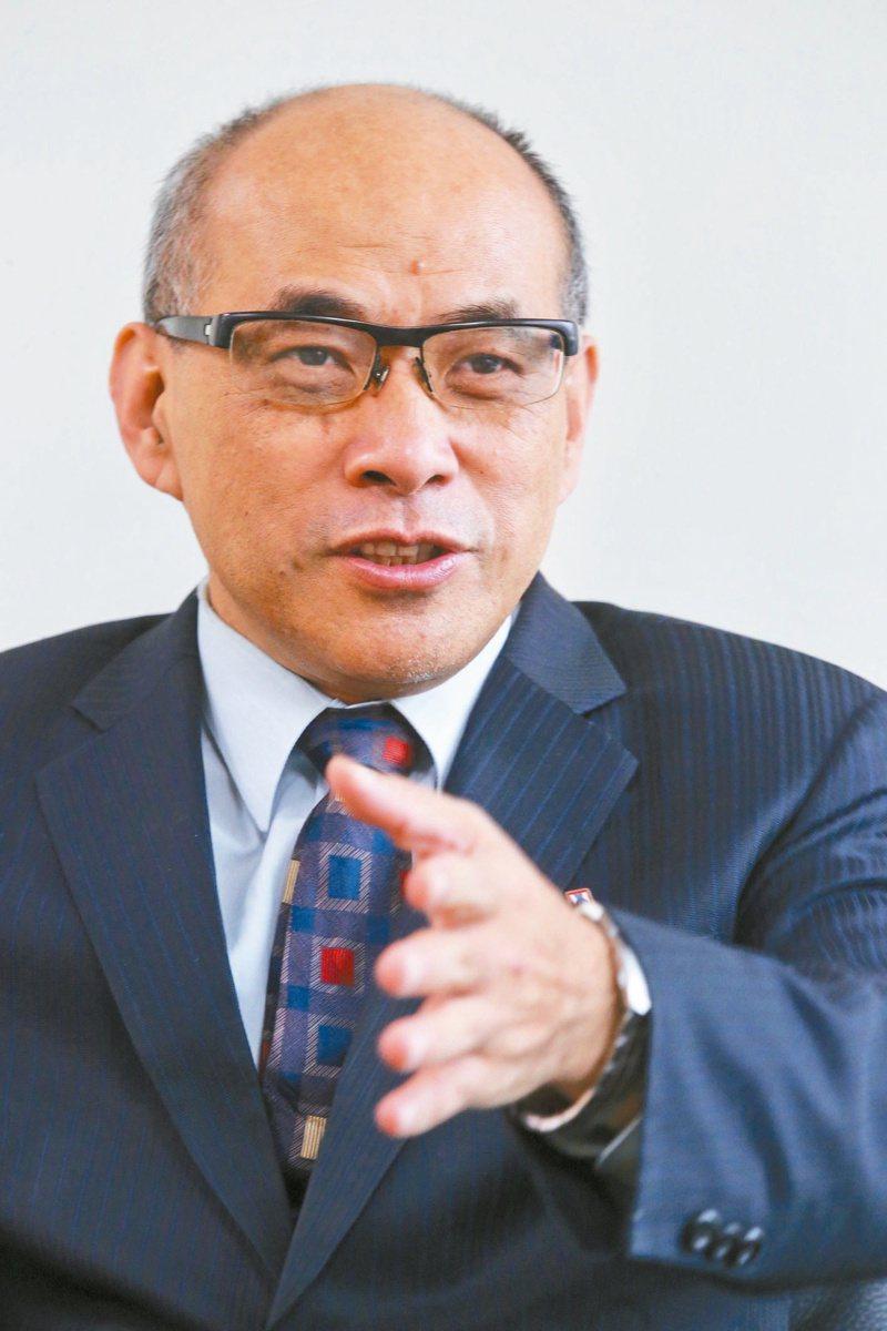 陽明海運董事長鄭貞茂有金融背景,業界認為,此次現增案遭遇的小障礙應難不倒他。(本報系資料庫)