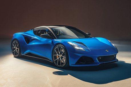 開放訂車諮詢,預計2022中抵台!Lotus Emira英式手工跑車再掀新頁