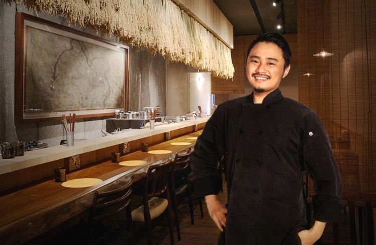 曾奪得聖沛黎洛年輕廚師東北亞區域冠軍的知名主廚陳子洋。圖/繼光香香雞提供。