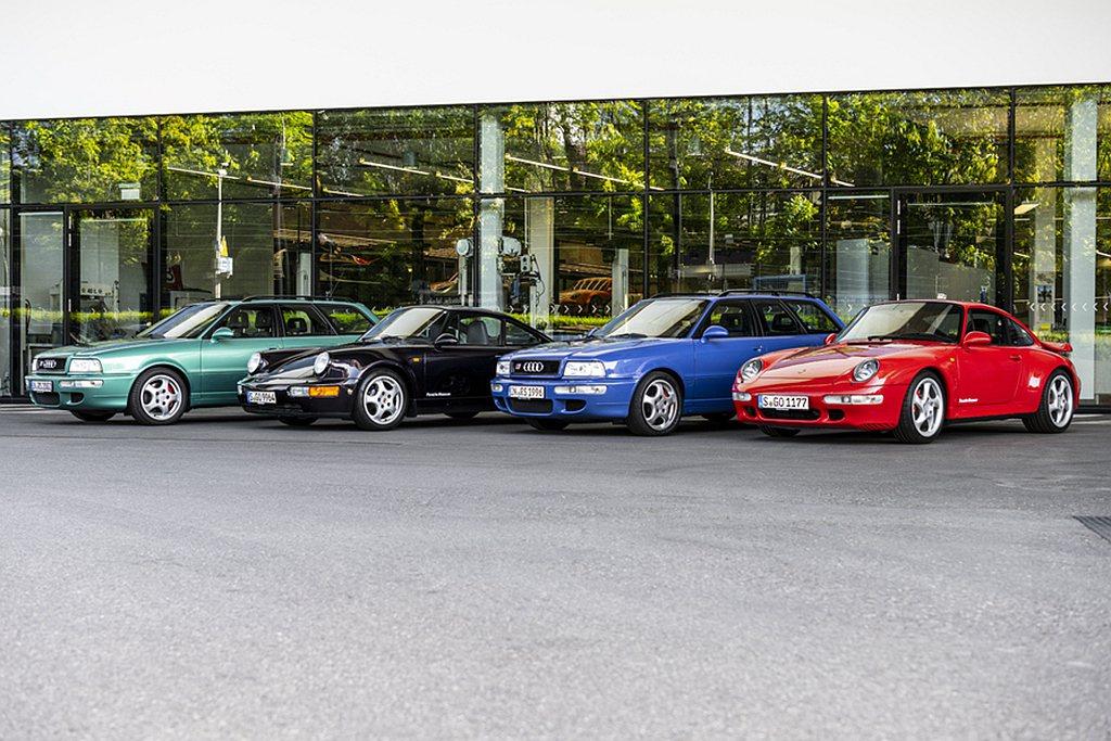 在當時Audi希望能透過RS2提升品牌形象並與BMW的M3同步競爭,而保時捷也因...