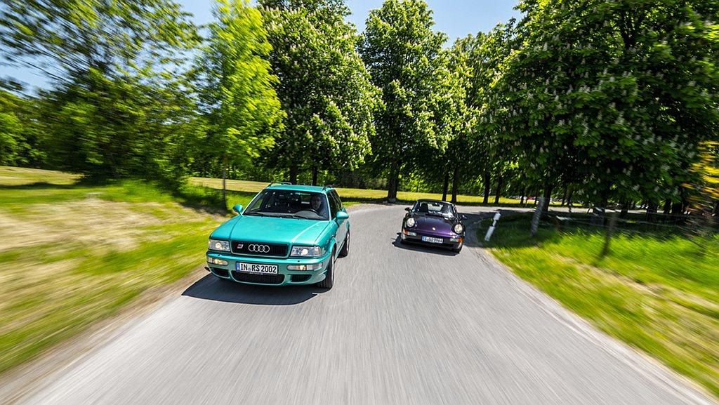 Audi Avant RS2生產25年後,奧迪的企業歷史學家Ralf Fries...