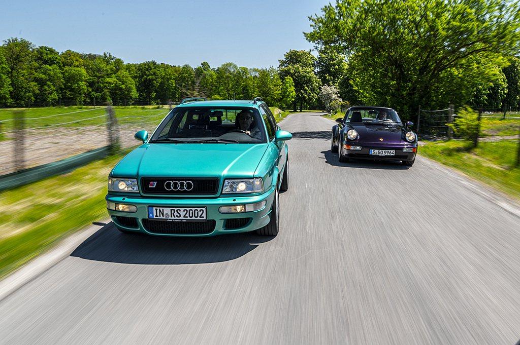 Holscher為這輛曾經是世界上最快的運動型旅行車下了總結,一些車迷至今仍將其...