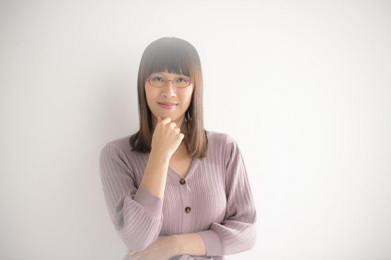 李琴峰,大坪尚人攝影(圖/聯合文學出版社)