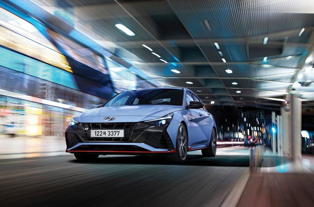 第七代Hyundai Avante/Elantra擁有自然進氣、LPi天然氣動力...