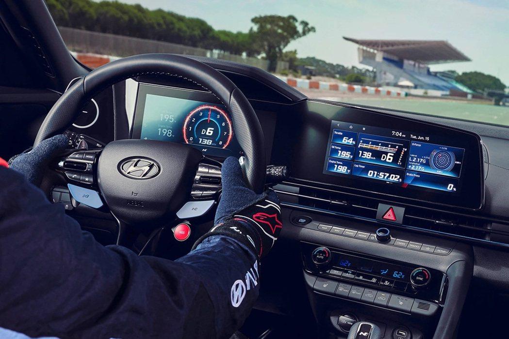 全新Hyundai Avante/Elantra N啟用NPS功能再加上Laun...