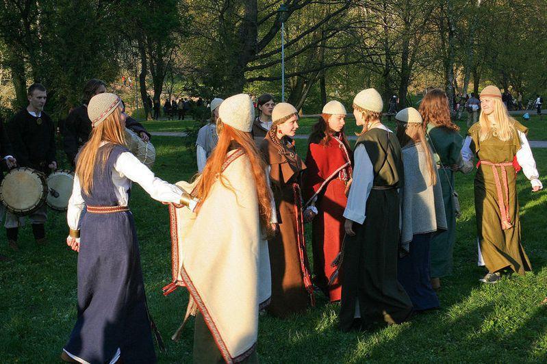 立陶宛近日立法限縮移民從白俄羅斯入境,引發正反討論。(Photo by Gailė Paštukaitė on Wikimedia under CC 3.0)