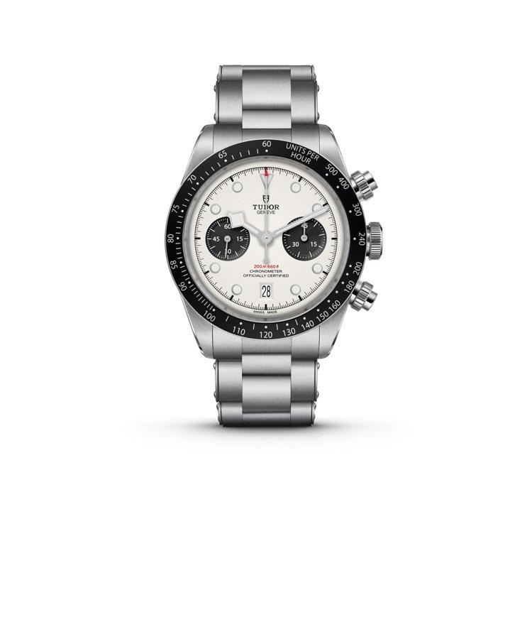 TUDOR碧灣計時型Black Bay Chrono計時腕表,16萬5,000元...
