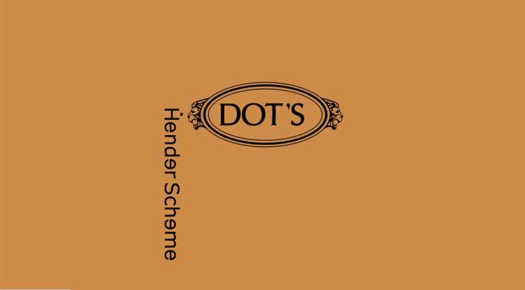 在率先曝光的預告影片中,可以看到TOD'S的Logo被翻轉變為「DOT...