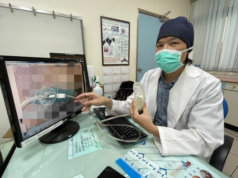 嘉榮外科醫師黃奕豪指出,佛尼爾氏壞死症的患病者以男性為主,若沒緊急進行清創手術,死亡率高達100%。圖/台中榮總嘉義分院提供