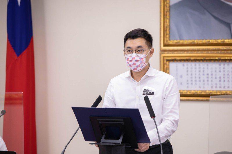 國民黨主席江啟臣。圖/國民黨提供