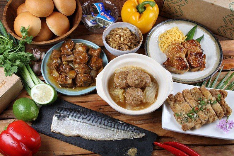 長榮空廚推出「安心美饌方便購」,獨家販售以高規格食安標準製作的各種美食,提供民眾另一種安心、便利的餐飲選擇,讓大家在防疫期間不再為三餐苦惱。長榮空廚提供