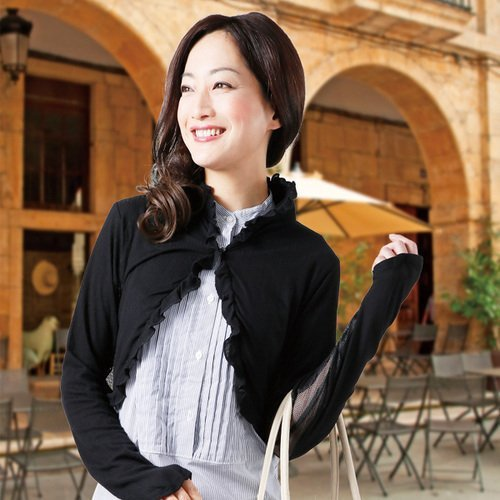 SUNFAMILY涼感抗UV淑女短披罩衫,遠傳friDay購物活動特價790元。...