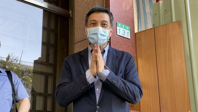 菱光科技董事長黃育仁。 聯合報系資料照片/記者張宏業攝影
