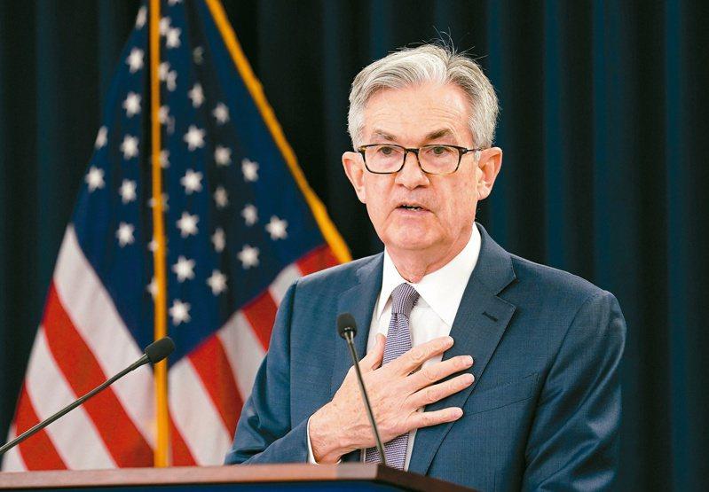 美國聯準會(Fed)主席鮑爾14日表示,美國經濟復甦程度,還沒達到足以縮減購債措施的門檻,維持鴿派立場。(路透)