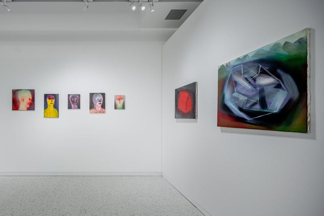 米里亞姆・卡恩作品以「人體肉身與世界」為主題。 圖/文心藝所提供