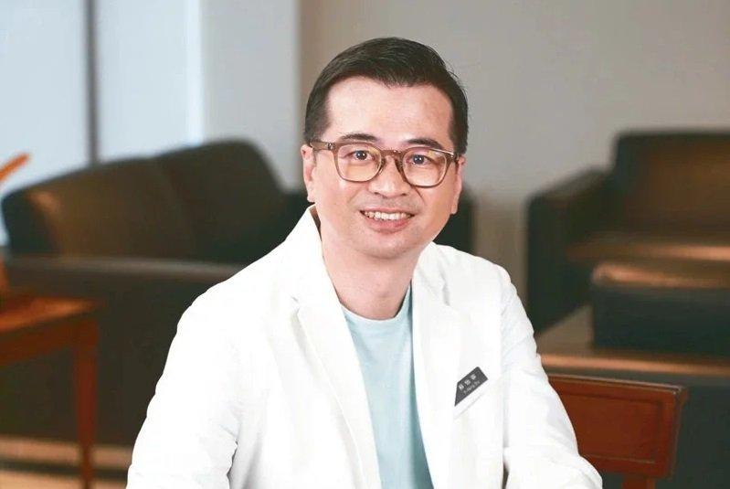 禾馨醫療執行長蘇怡寧近日因為一段惡笑話惹議。 圖/蘇怡寧提供