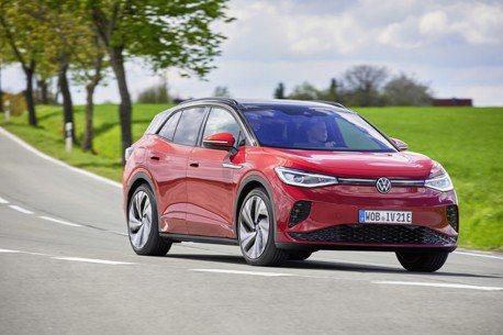 Volkswagen訂定2030年銷售目標 電動車挑戰占比達五成!