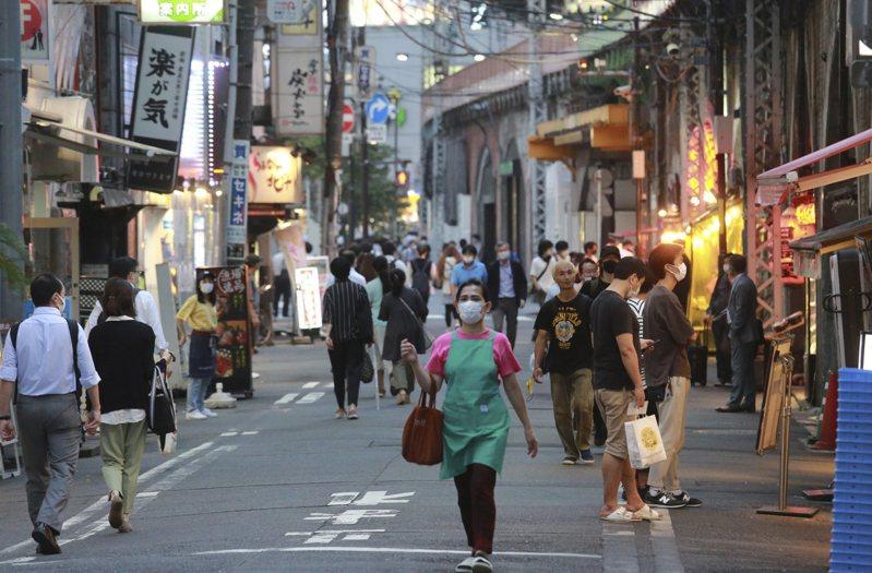 日本東京奧運將於7月23日開幕,但東京都疫情日趨嚴峻,昨天新增已逾千例。 美聯社
