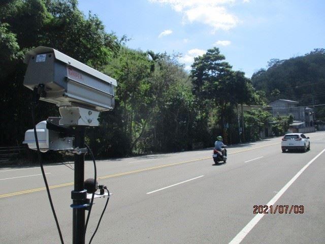 苗栗縣環保局今年導入「移動式聲音照相科技執法」,加強在台3線公路沿線、苗栗、頭份及竹南等陳情熱點執行取締作業。圖/苗栗縣環保局提供