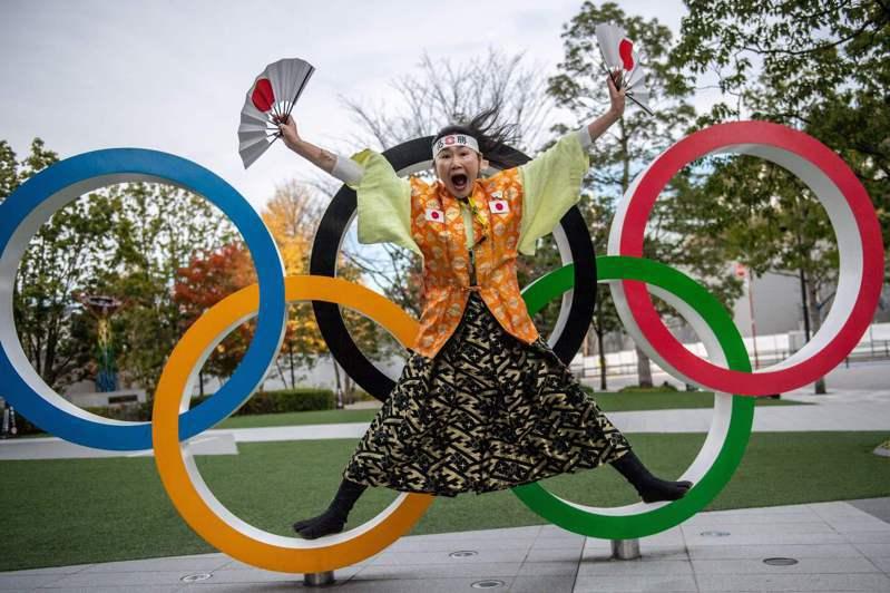 因疫情延宕一年的東京奧運,在7月23日揭開序幕。法新社