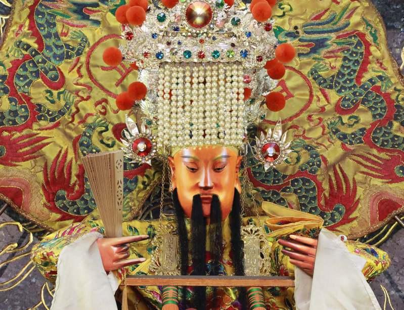 台南市北區開基玉皇宮未提出防疫計畫書。圖/擷取自開基玉皇宮臉書