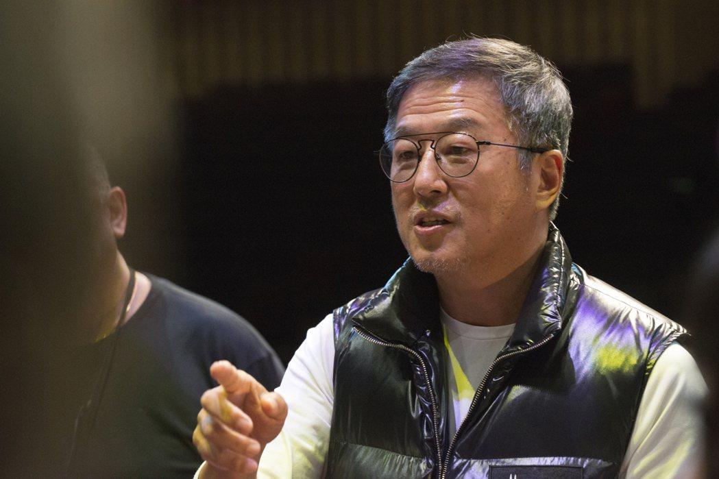 王偉忠拍短片宣布舞台劇「明星養老院」延期。圖/金星文創、聯合數位文創、好位子劇團...