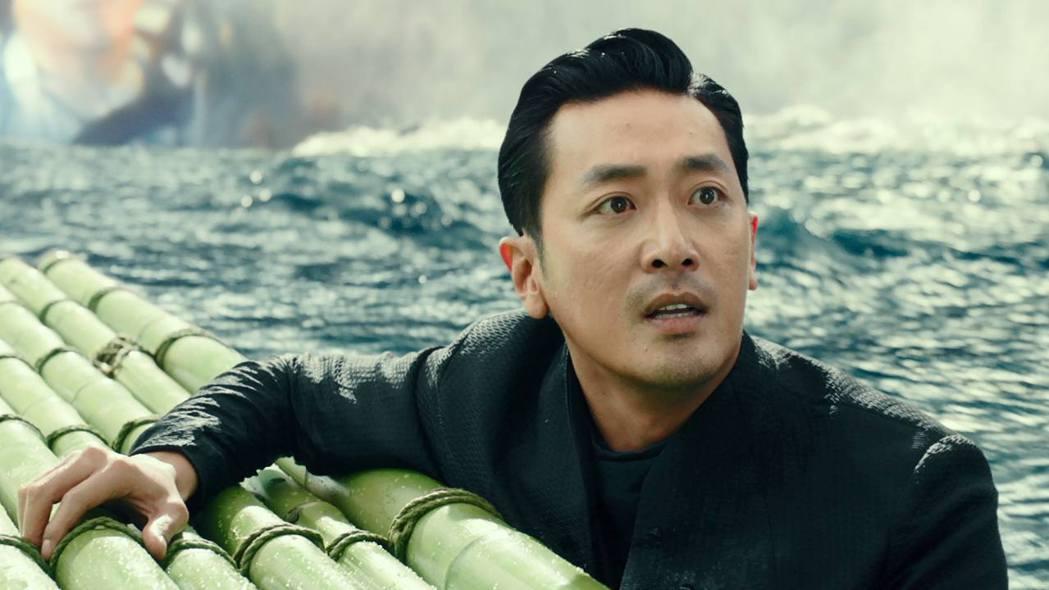 河正宇曾以「與神同行」系列,在台享有高知名度。圖/采昌提供