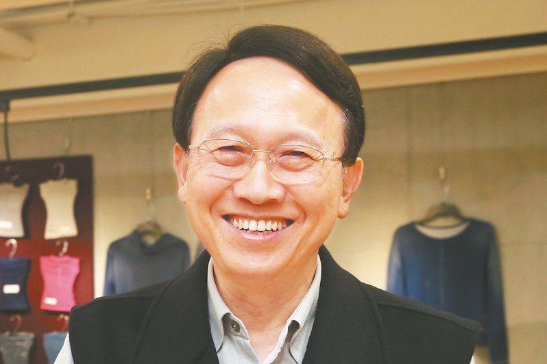 聚陽董事長周理平。報系資料照