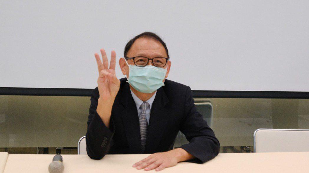 華新麗華董事長焦佑倫。報系資料照