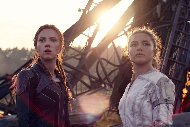 電影《黑寡婦》劇照。 圖/IMDb