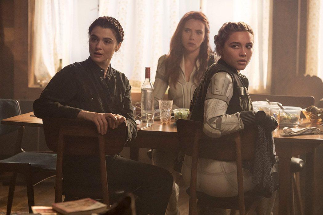 ▲ 漫威史上最正3大女間諜同場飆戲,眾所期待的《黑寡婦》獨立電影終於上映。 (圖...