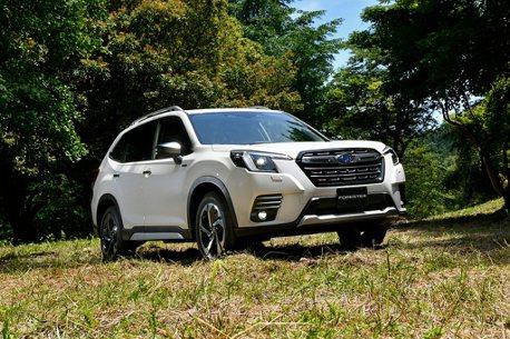 名符其實的四驅王者!Subaru生產AWD系統達到新里程碑