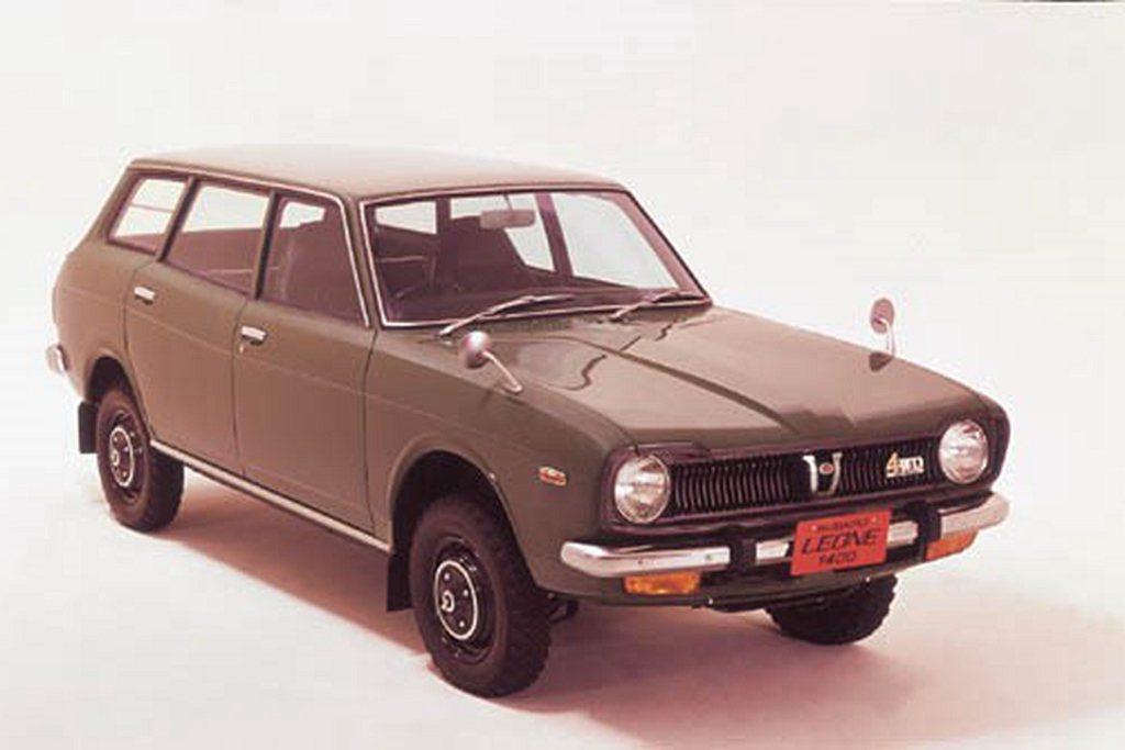 自1972年9月Leone 4WD Estate Van問世以來,Subaru汽...