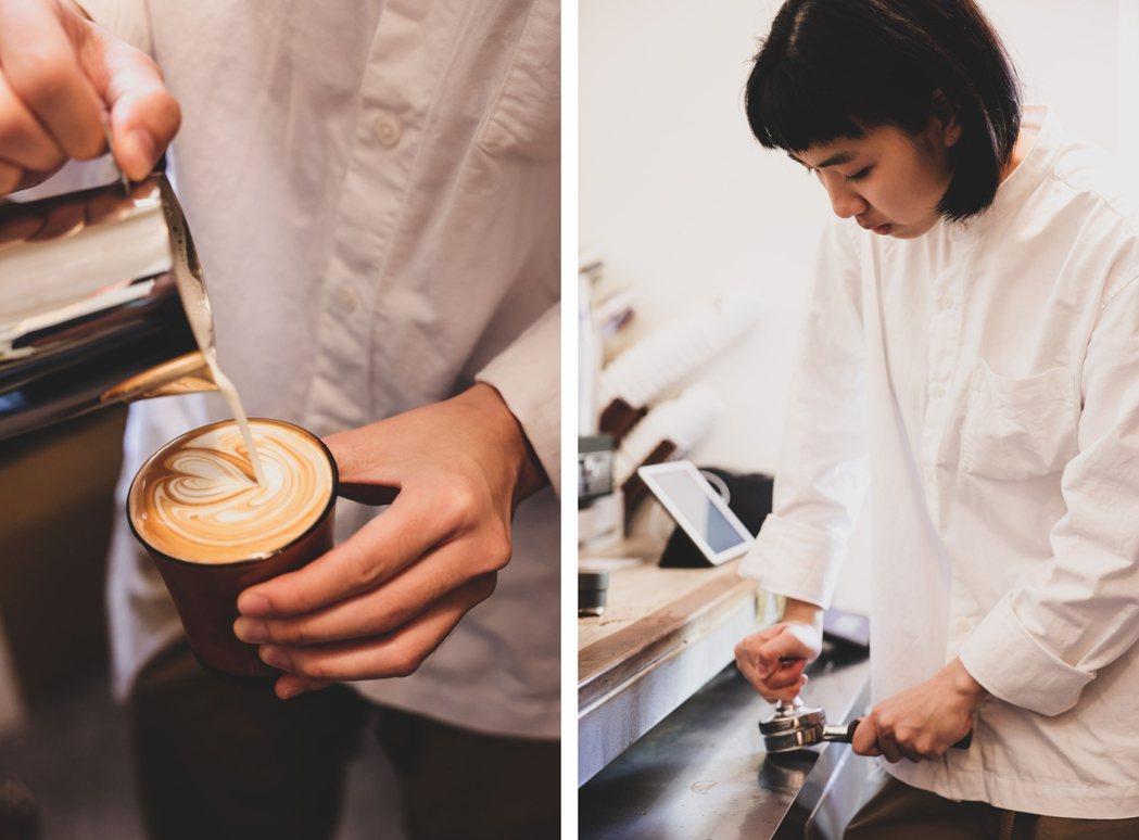 大學時期Sunny就開始到咖啡廳打工,畢業後北上,前往自己曾經一喝就愛上的咖啡店...