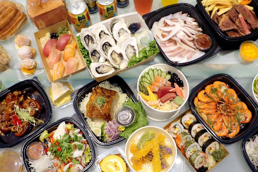 澎湖福朋喜來登酒店微Buffet。
