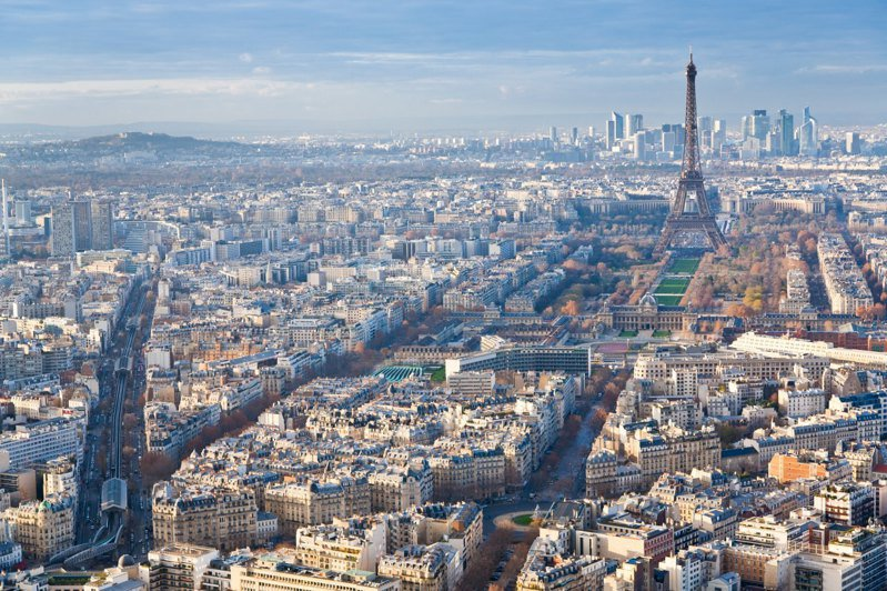 不管有沒有去過巴黎,第一眼就會認出巴黎鐵塔來!(圖片提供:KLOOK)