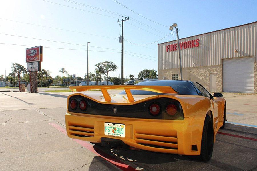 摘自Classics Cars of Sarasota網站