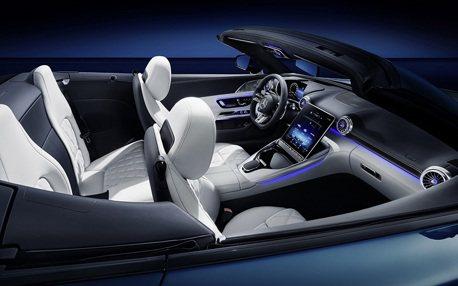 影/先開篷見人!2022 Mercedes-AMG SL Roadster預告圖影釋出