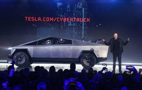 Elon Musk證實Tesla Cybertruck又將延後生產