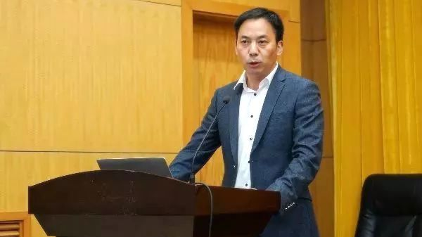 雙槍科技公司創辦人、董事長鄭承烈。照片/搜狐網